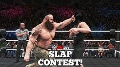 WWE 2K20 Slap Contest!