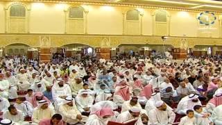 فضل العلم والعلماء خطبة الشيخ أ.د. عبدالرزاق العباد البدر