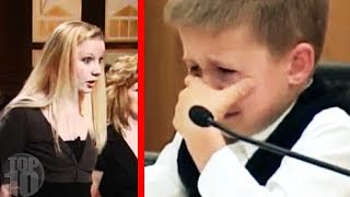 10 Kids Who SUED Their Parents