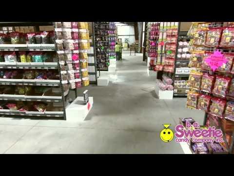 b a  Sweeties Candy Company