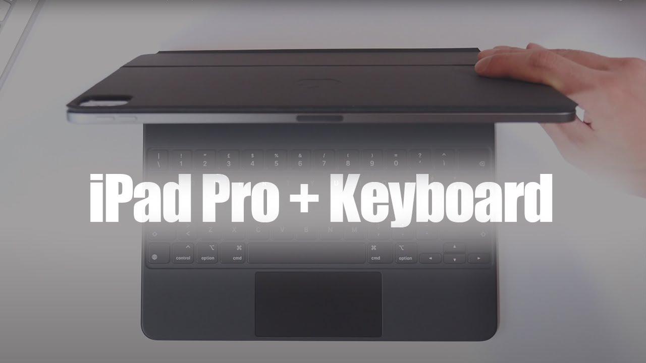 iPad Pro 2020 + Magic Keyboard: è la VERA SVOLTA? - Recensione (Parte 2)