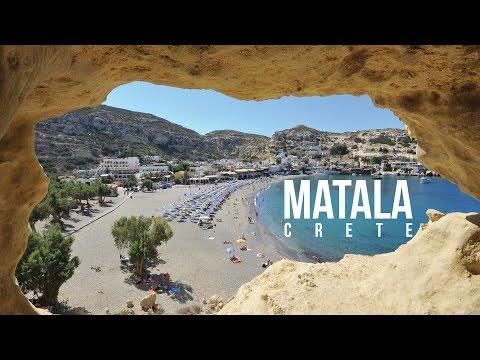 Matala - The Best Of Crete, Greece