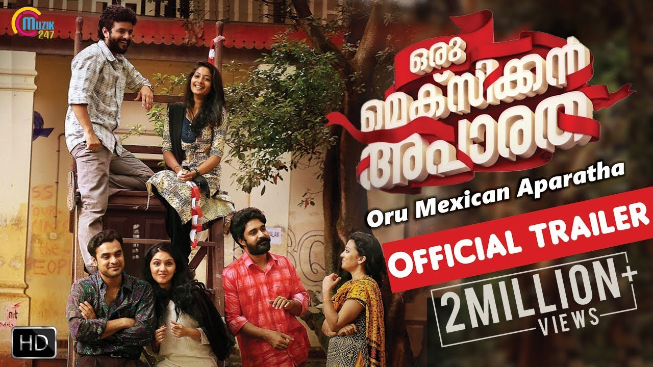 Image result for Oru Mexican Aparatha Official trailer images