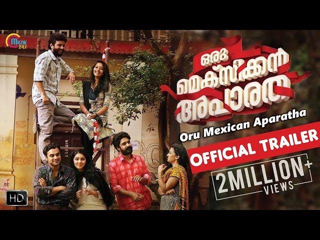 Oru Mexican Aparatha | Trailer | Tovino Thomas, Neeraj Madhav | Official |