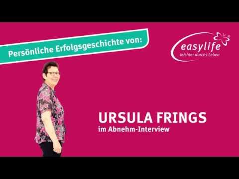 Ursula Frings im easylife-Interview