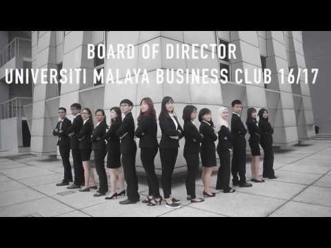 [UMBC 2016/2017] Board of Directors