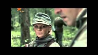Елена Купрашевич в фильме «Военная разведка 2»