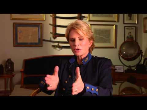 Patricia Cornwell: Meet Jack the Ripper Part 1