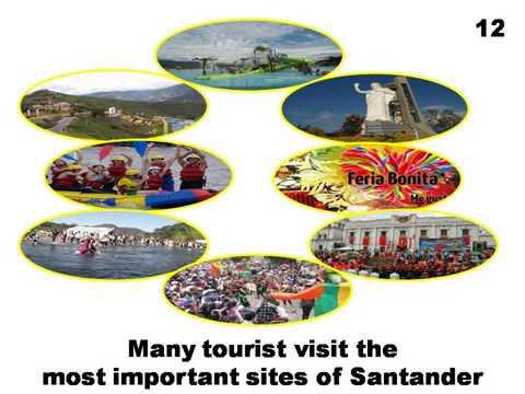 TOUR GUIDE IN BUCARAMANGA SANTANDER COLOMBIA