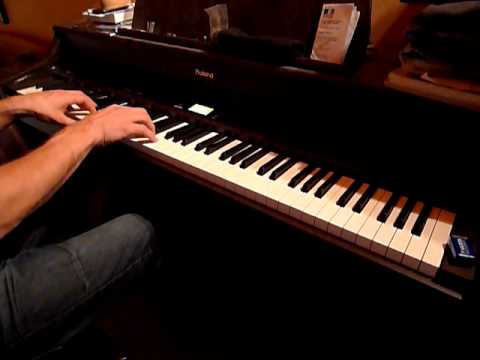"""By my Side"" Ben Harper piano cover"