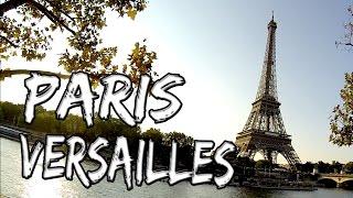 Paris Versailles Septembre 2016