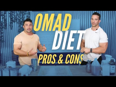 OMAD Diet: Pros & Cons |SixPackAbs.Com Educational Series