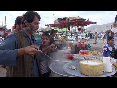 Breakfasts Of The World: Afghanistan