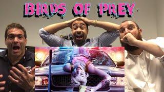 BIRDS OF PREY OFFICIAL TRAILER REACTION (Office Reaction)