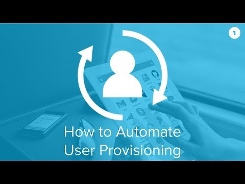 How to Automate User Provisioning - OneLogin Provisioning Demo