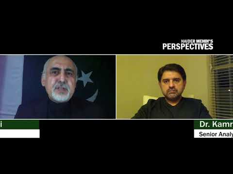 Dr  Kamran Bokhari on Haider Mehdi's Perspectives- Trump's Jerusalem Decision