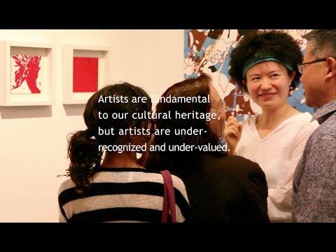 LAAA Artist Fund - Xi Hou