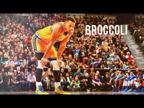 "Stephen Curry - ""Broccoli"""