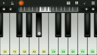 Tu Mera Nahi | Mera Naam Yusuf Hai OST | Piano Tutorial