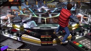 Pinball FX3 | Back To The Future (Universal Films) Pinball Table | Gameplay W/ Score