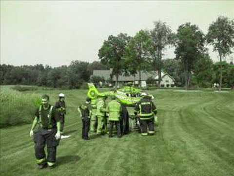 Penn fire danger zone