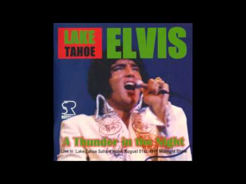 Elvis Presley: A Thunder In The Night: August 1st, 1971 Full Show