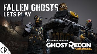 Fallen Ghost DLC - Lets Play - Tom Clancy's Ghost Recon Wildlands