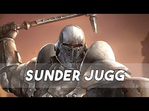 T16 Minotaur - Sunder Juggernaut - Bestiary League Day 6