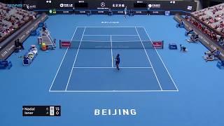 Top five shots in Rafa Nadal vs John Isner | China Open 2017