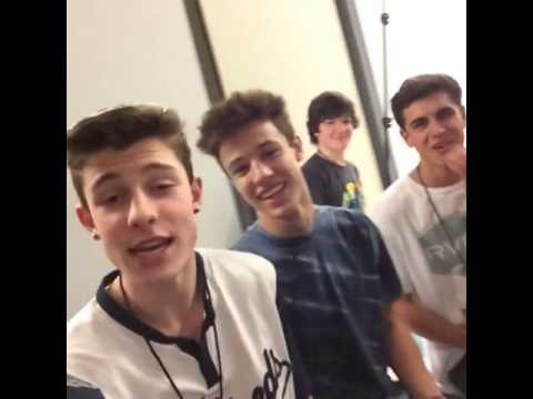 The Cameron Dallas song by Shawn Mendes VINE
