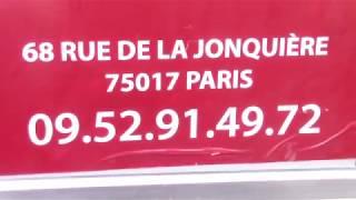 Nouveau restaurant camerounais à Paris 17 ème La Dynastie chez M C