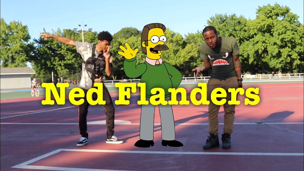 Unboxing Ned Flanders From The Simpsons Colection from