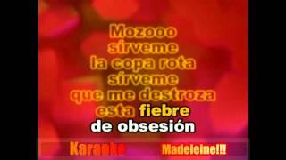 Alci Acosta   La copa rota(karaoke)