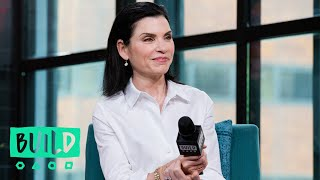 """Julianna Margulies Explains The Importance Of """"The Hot Zone"""" In Today's Political Climate"""
