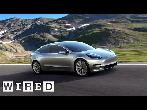 Thumbnail: The Tesla Model 3: The Culmination of Elon Musk's Master Plan | WIRED