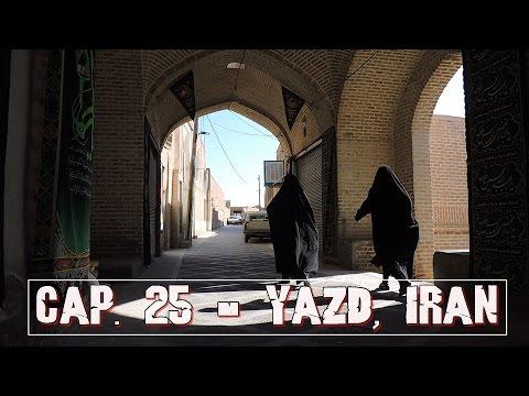Zircaos vuelta al mundo -Cap.25- Naeim y Yazd, Iran
