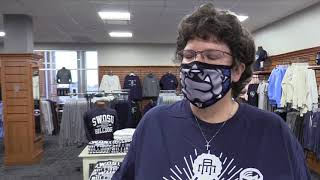 EXCLUSIVE INSIGHTS into the new Alma Mater Merc store at SWOSU | The Southwestern
