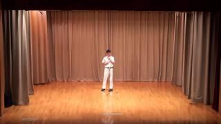 2016-17 社際歌唱比賽 5A 林澤風《難得一遇》