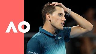 Dominic's Thiem is up (2R) | Australian Open 2019