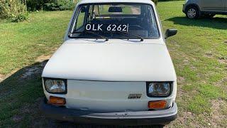 Fiat 126P 650 Z Przebiegiem 4000 Km