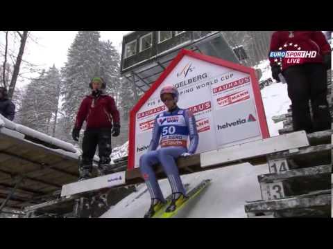 Ski Jumping World Cup  Engelberg  17.12.2011
