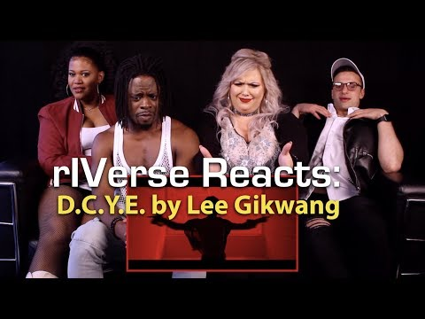 RIVerse Reacts: D.C.Y.E. By Lee Gikwang (Feat. Kid Milli) - M/V Reaction