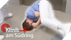 Pfleger in Gefahr! Ausbildung im Krankenhaus wird zur Gesundheitsgefahr | Klinik am Südring | SAT.1
