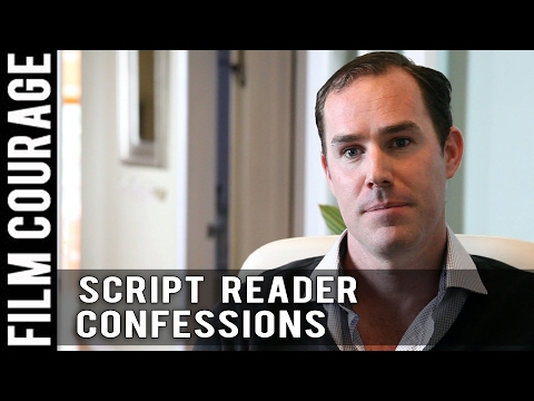 Confessions From A Former Hollywood Script Reader by Justin Trevor Winters