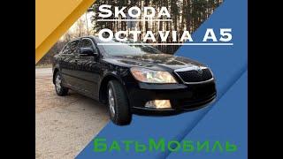 Лучший автомобиль для бати.  Skoda Octavia A5