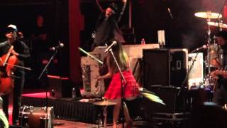 The Avett Brothers   Kick Drum Heart into Geraldine   Morrison CO   Red Rocks 2015   Night 2