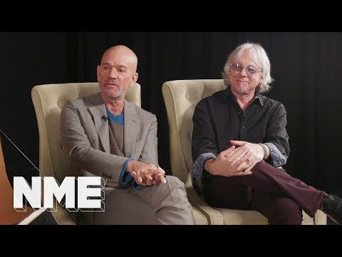 Download R.E.M. looking back on their legacy and 25 years of 'Monster' Mp4 baru