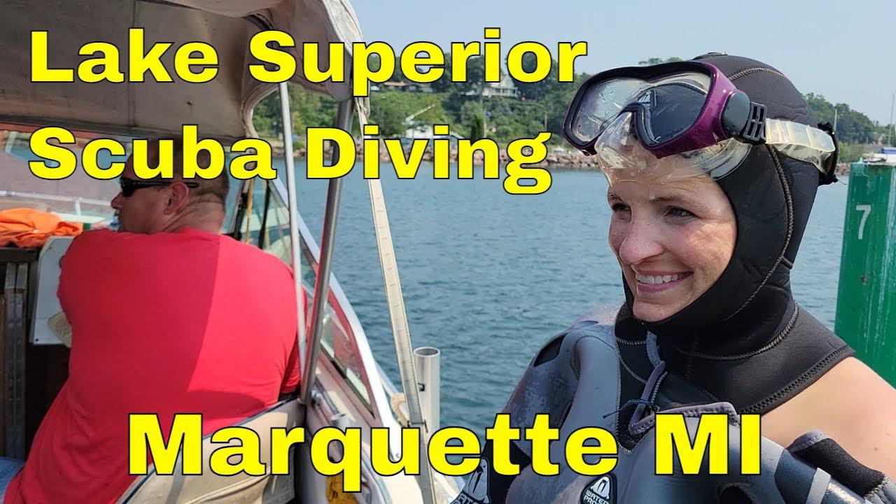 July 3rd Lower Harbor Dive Marquette, MI