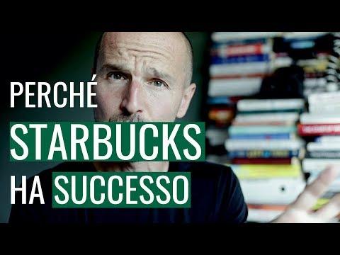Perché Starbucks ha successo