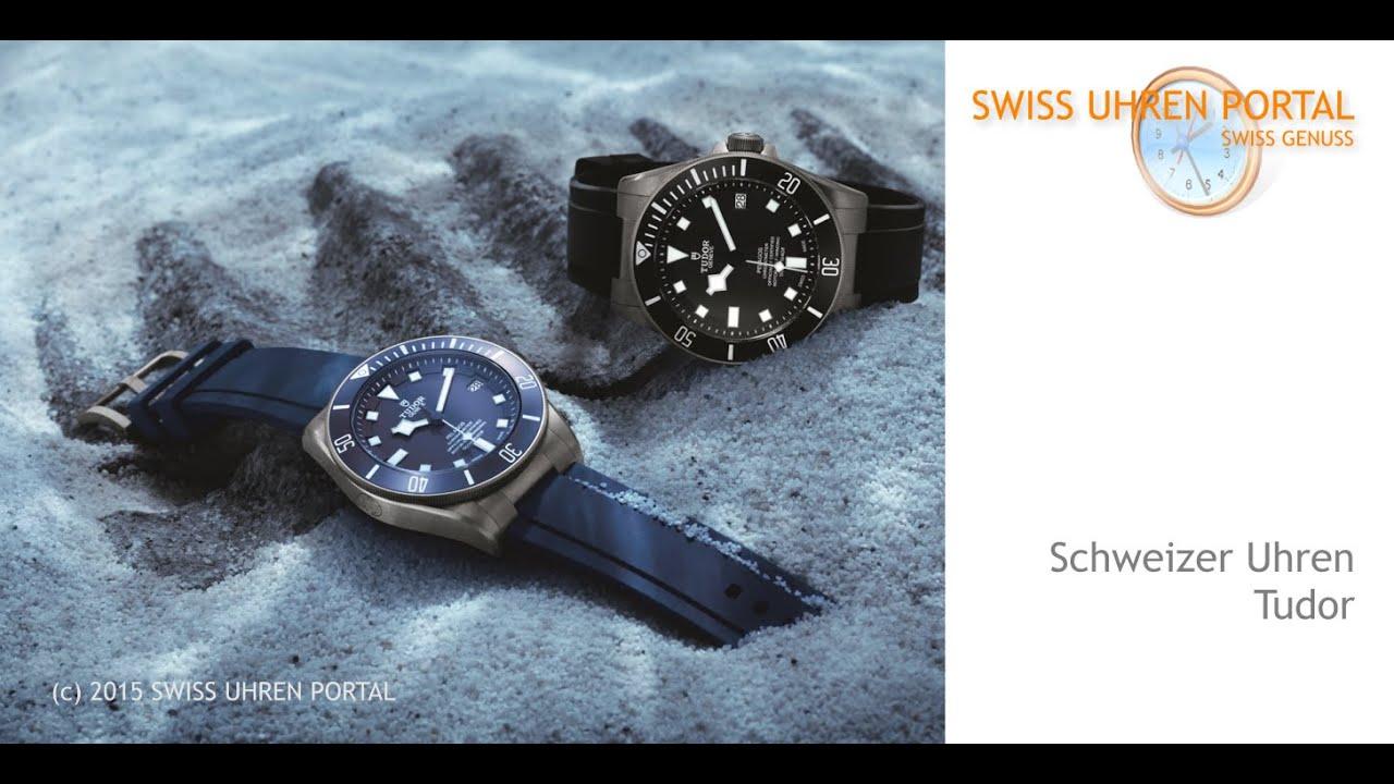 Swiss Uhren Portal - Tudor